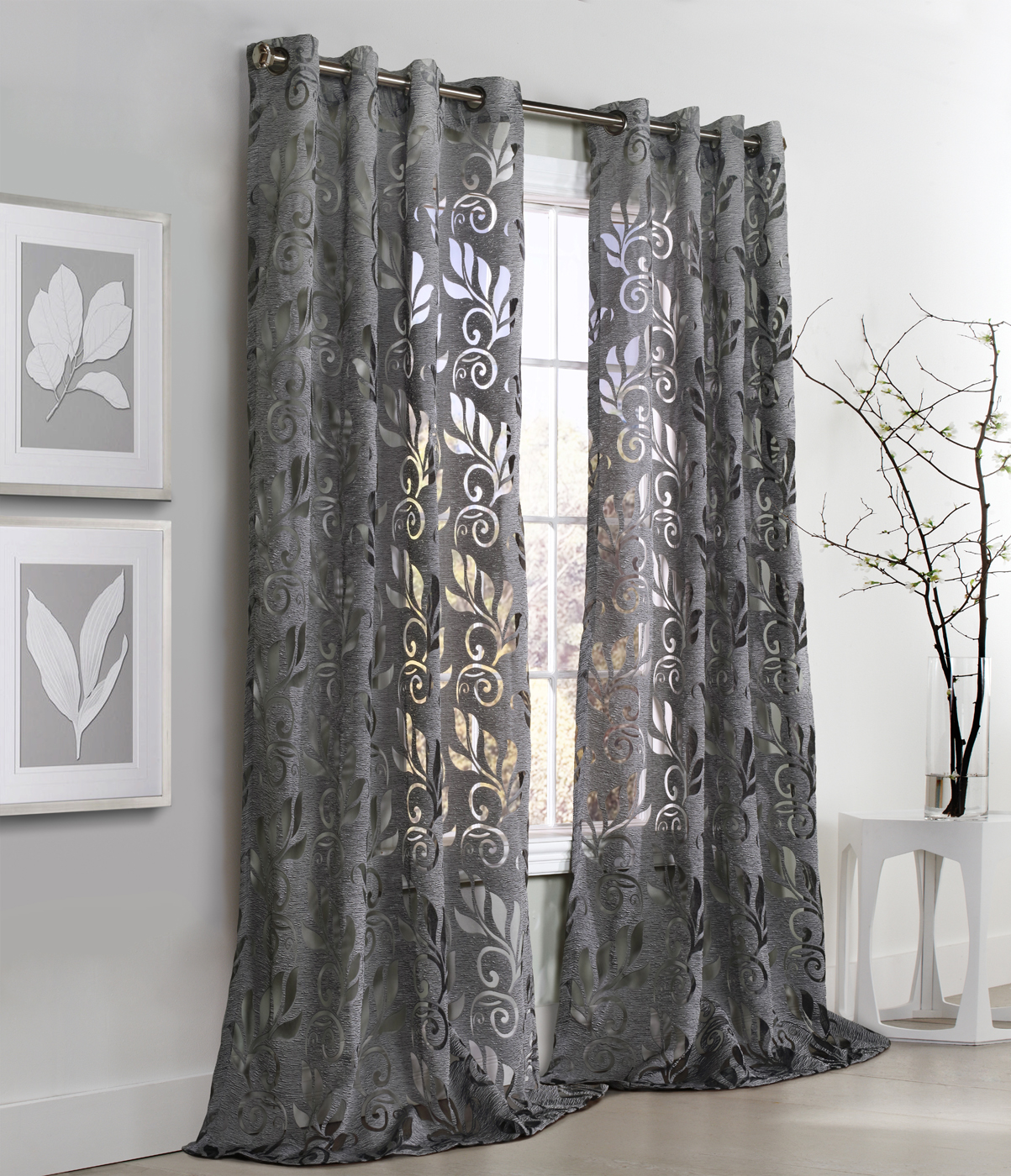 Indoor Amp Outdoor Grommet Top Curtains And Panels