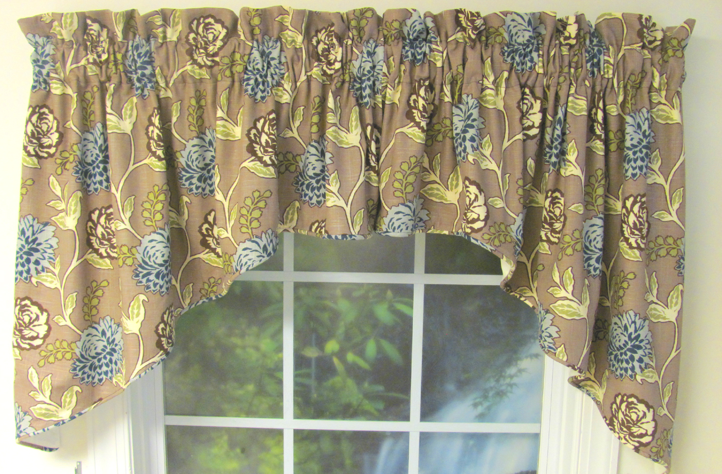 Swag Curtains Patterns Free Simplicity Curtain Patterns