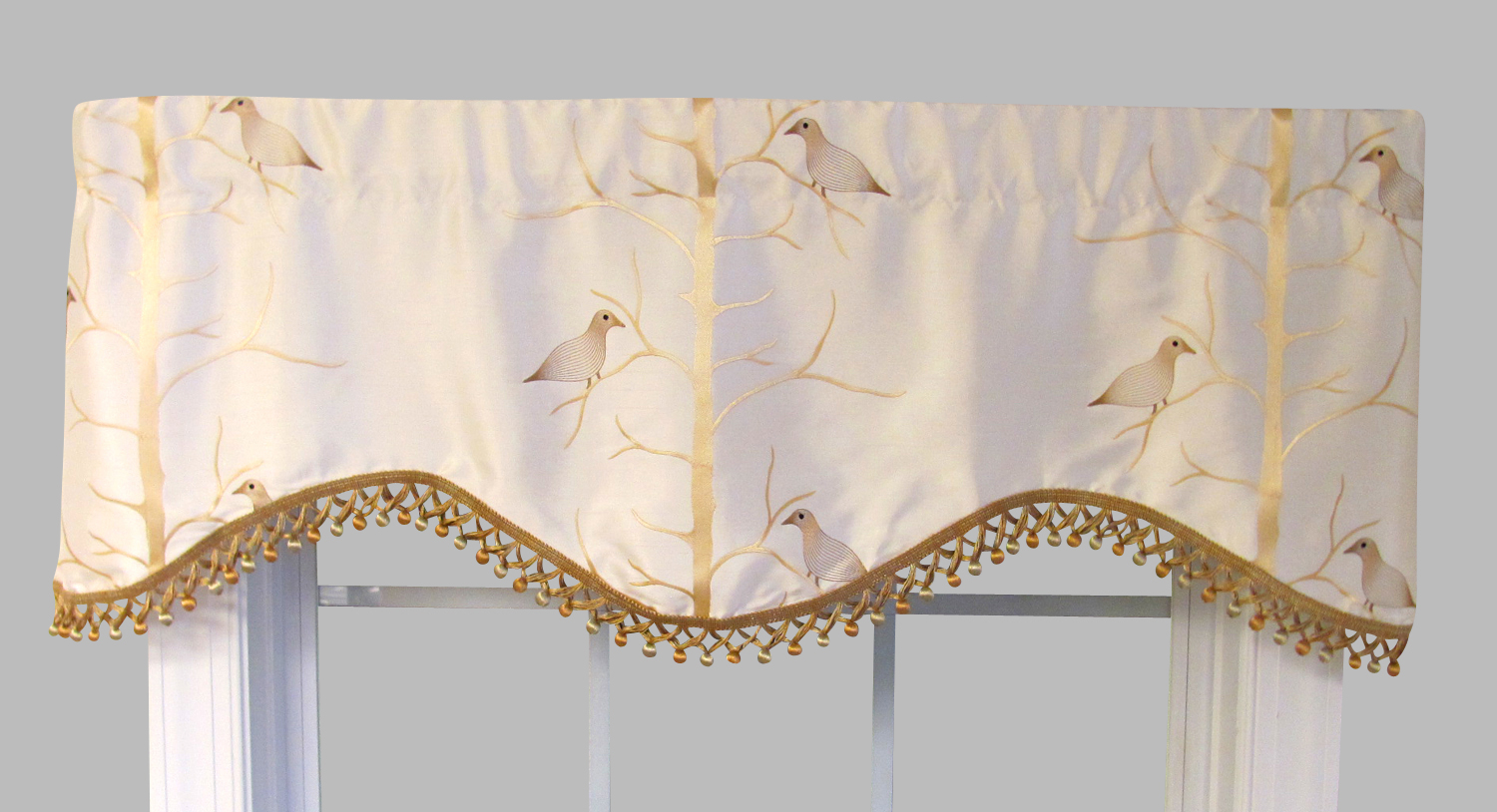Valances Swags Amp Window Toppers Thecurtainshop Com
