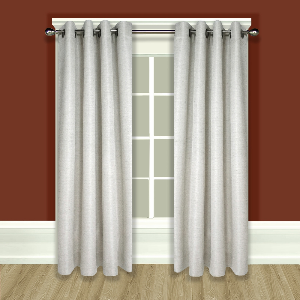 Grommet Top Curtain Panels Bing Images