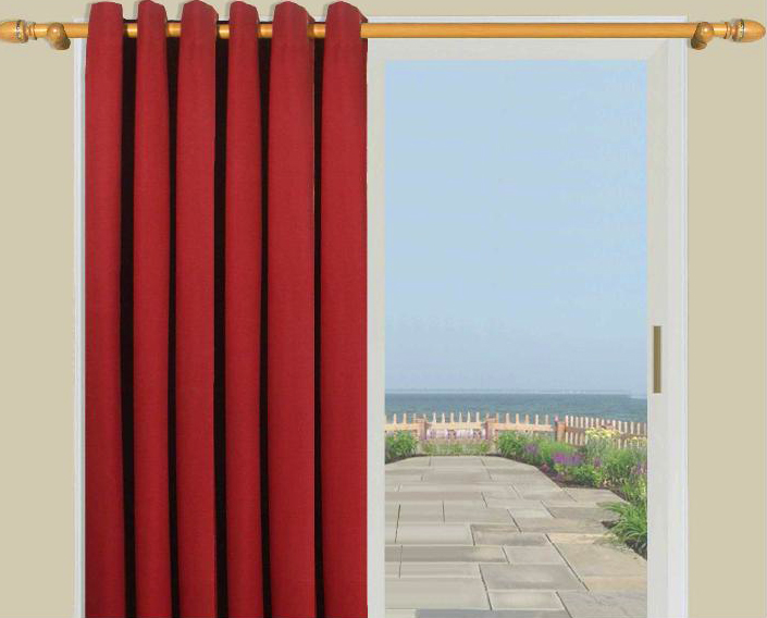 Curtains Ideas 80 inch door panel curtains : Patio Door Curtains - TheCurtainShop.com