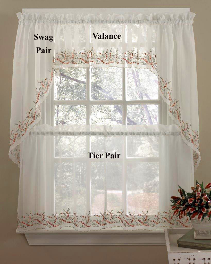 Kitchen Curtain Designs Designer Kitchen Curtains Thecurtainshopcom