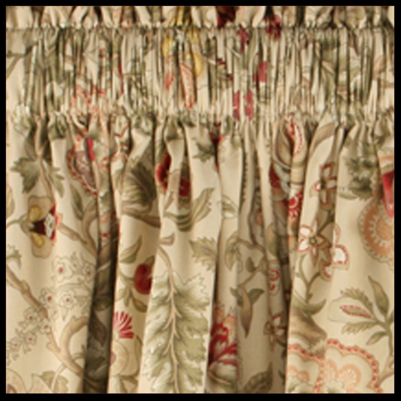 Waverly imperial dress curtains