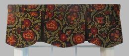 Katja Blackberry - London Valance