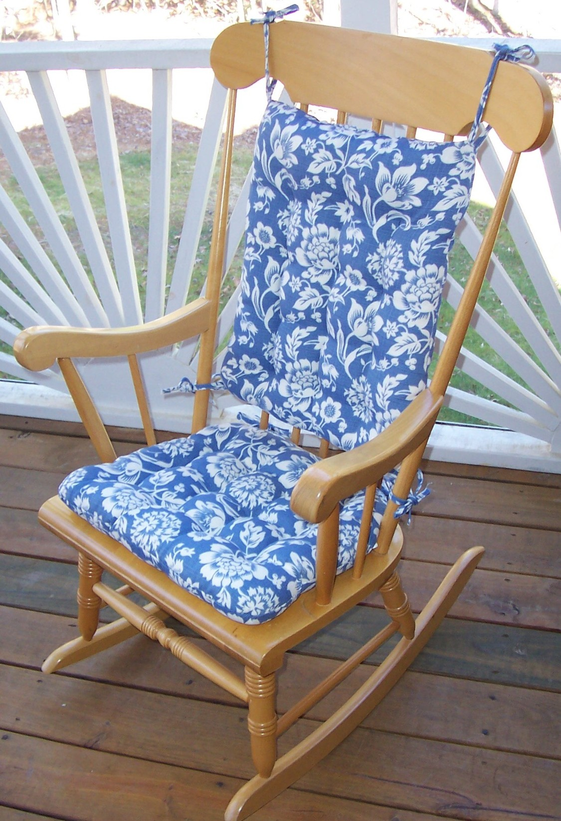 mirage indoor outdoor rocking chair cushions sold out