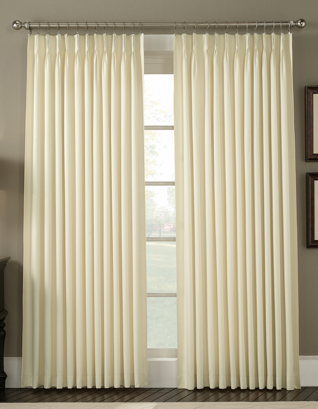 Pinch Pleated Sheers Amp Drapery Fire Retardant