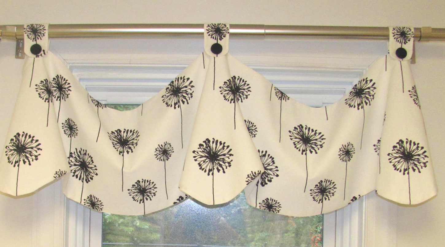 Valances Swags Amp Window Toppers