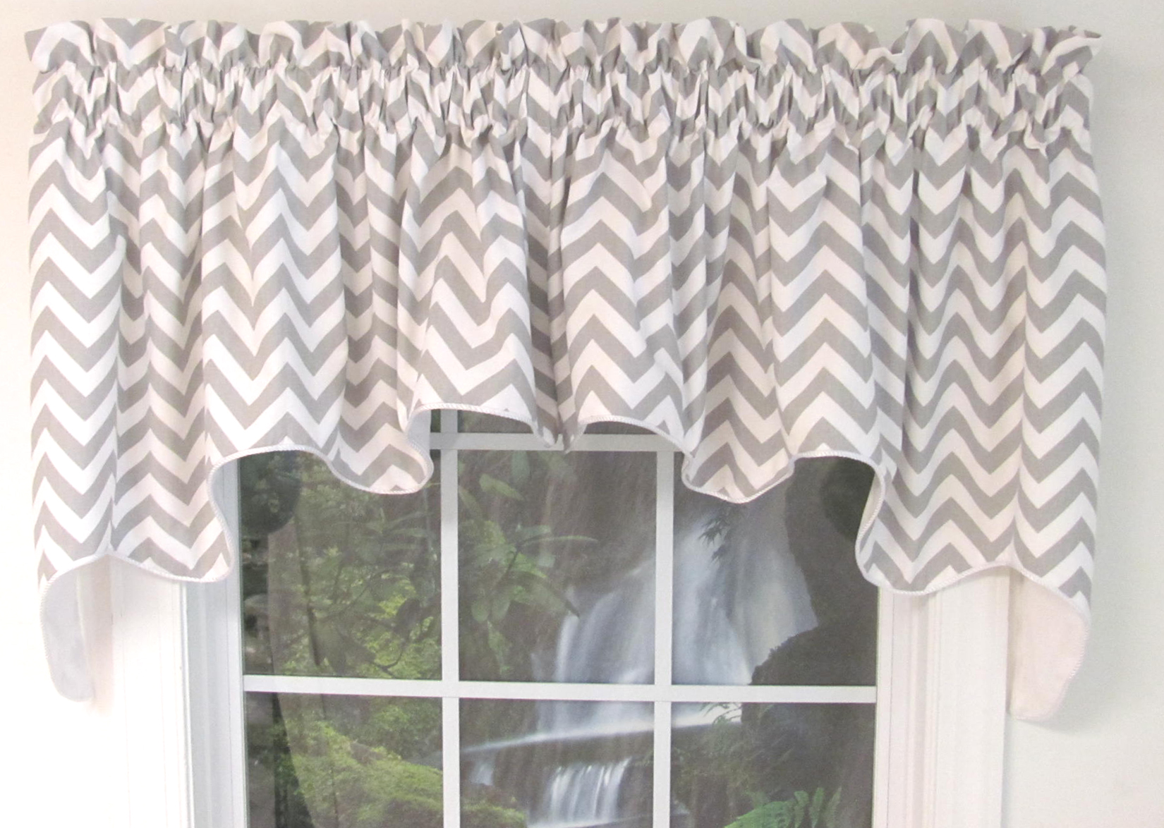 Valances Swags amp Window Toppers TheCurtainShopcom