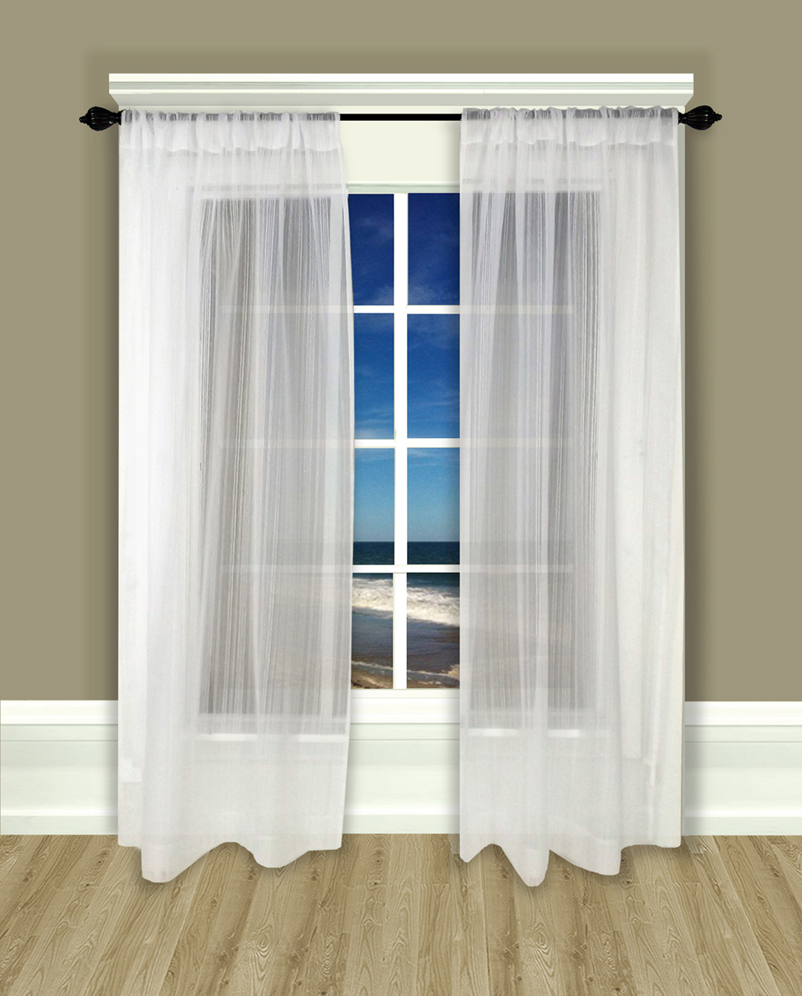 Sheer Window Curtains Thecurtainshop Com