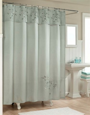 Shower Curtain - Dogwood