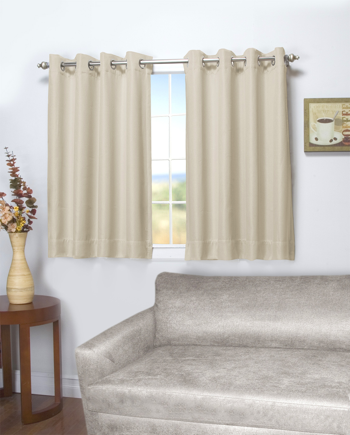 Tacoma Double Blackout And Insulated Grommet Panel