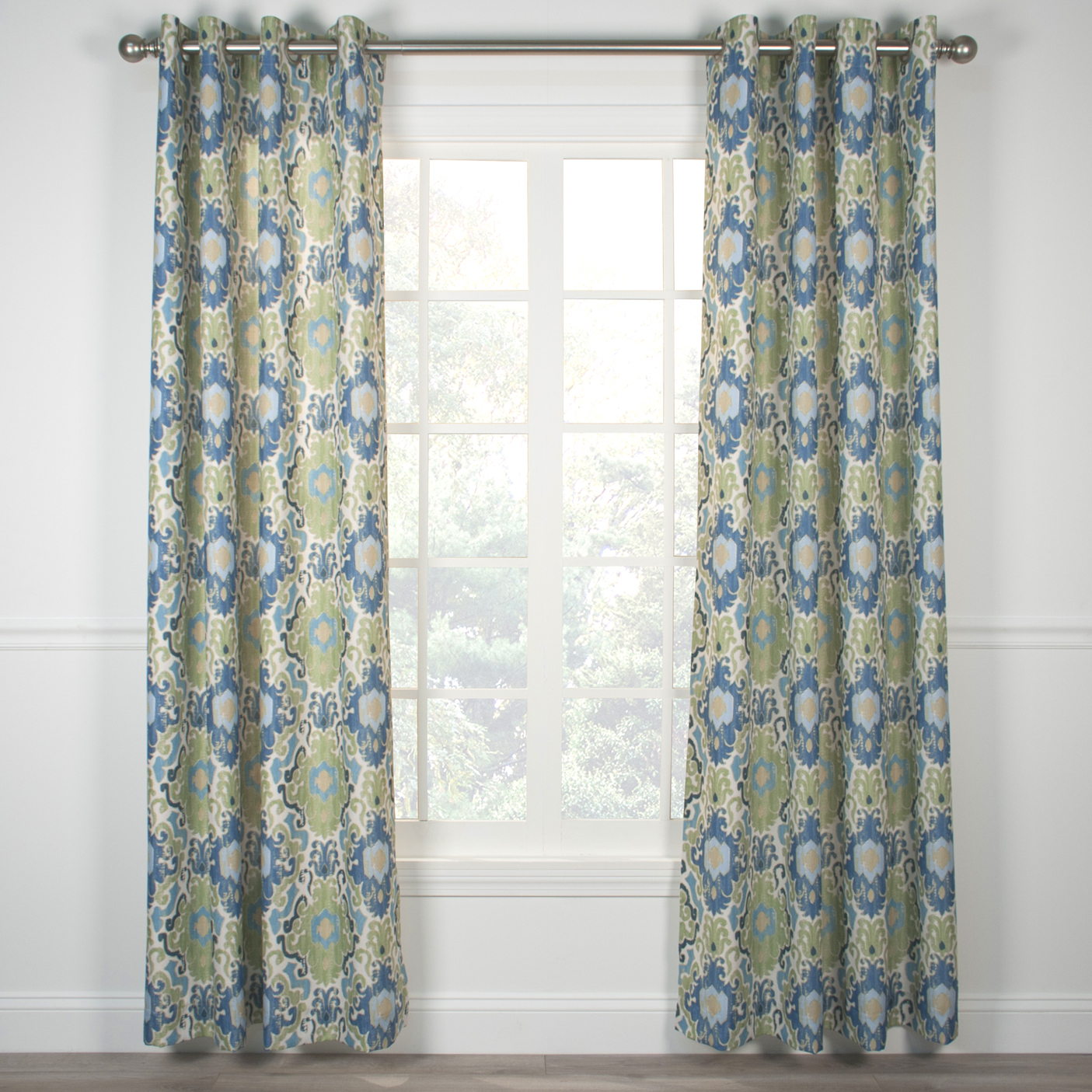 Tuscany Grommet Top Curtain Panel