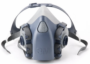 3M Respirator Assembly 7500