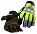 Black Stallion Hi-Vis Mechanic's Glove - 99HVA