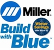 Miller Build With Blue™ Winter Savings Promotion