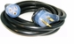 Direct Wire Extension Cord - 230 Volt , 25' or 50' 8/3