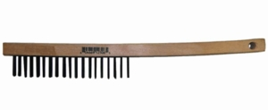Eagle Scratch Brush - Long Handle Stainless BW-9104