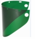 Fibre-Metal Dark Green Faceshield Window 4178DGN