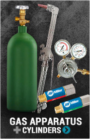 Gas Apparatus and Cylinders
