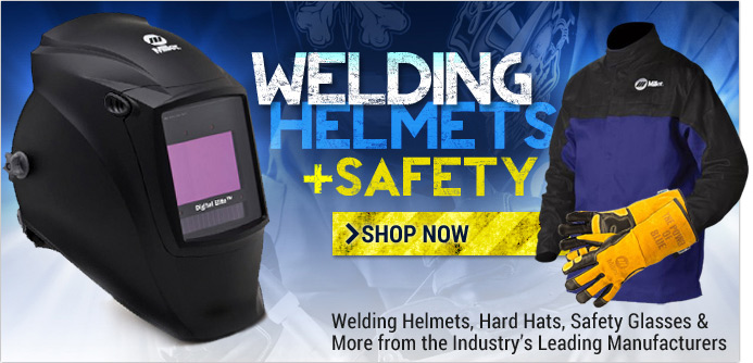 Welding Helmets and Safety