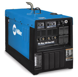 Miller Big Blue 450 Duo CST Diesel Welder 907477