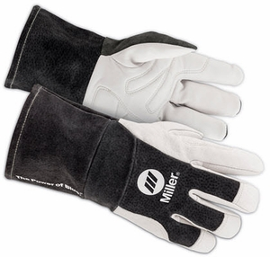 Miller Classic Welding Gloves- Heavy Duty MIG/Stick Glove 271877