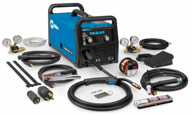 Miller Multimatic 215 With TIG Kit 951674