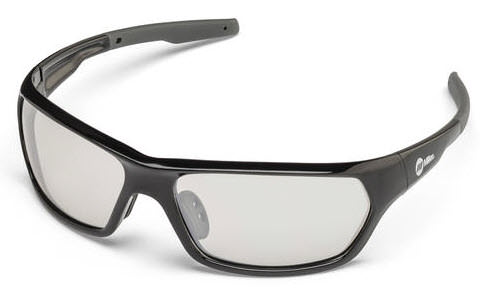 Miller Slag Black I/O Safety Glasses 272202