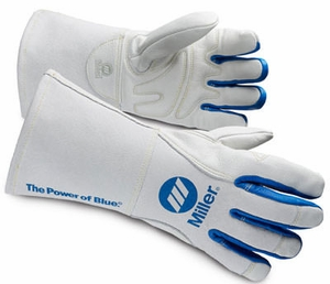 Miller Welding Gloves - Women's MIG Gloves (Lined) 263330
