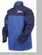 Miller Welding Jacket - Blue INDURA� Cotton 258095
