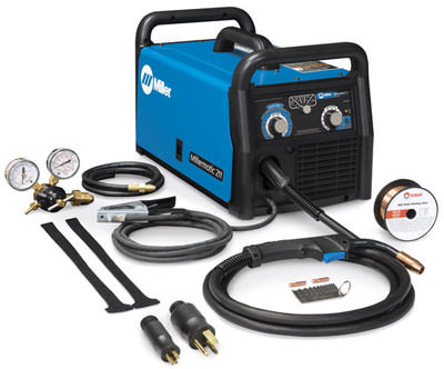 211 mig welder advanced auto set 907614 millermatic 211 mig welder advanced auto set 907614
