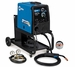 Millermatic 211 MIG Welder Auto-Set with MVP and Small Cart 951375