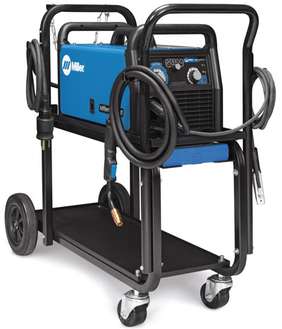 how to set up a unimig 240 welder