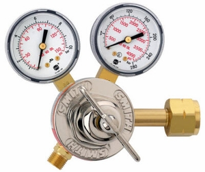Smith Hydrogen Regulator - 30 Series Medium Duty