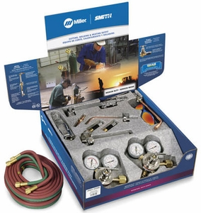 Smith Welding & Cutting Outfit - Medium Duty Series 30 MBA-30300