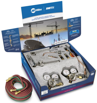 Smith Welding & Cutting Outfit - Heavy Duty Series 30 HBA-30300
