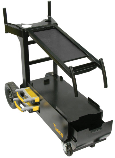 ESAB Heavy Duty Single Cylinder Cart W4015001