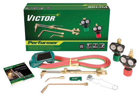 Victor Performer Heating & Cutting Outfit 0384-2046