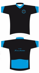 Club Rocchetto Black & Blue RACE CUT New for 2015