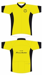 Club Rocchetto Neon Green RACE CUT New for 2015
