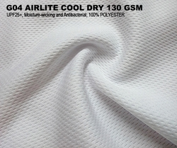 G04 AIRLITE COOL DRY 130 GSM