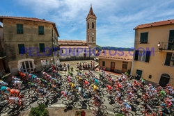 GIRO D'ITALIA 2015 - Photo on Metal