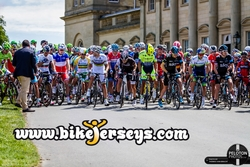 Start of the 2014 Tour d' France