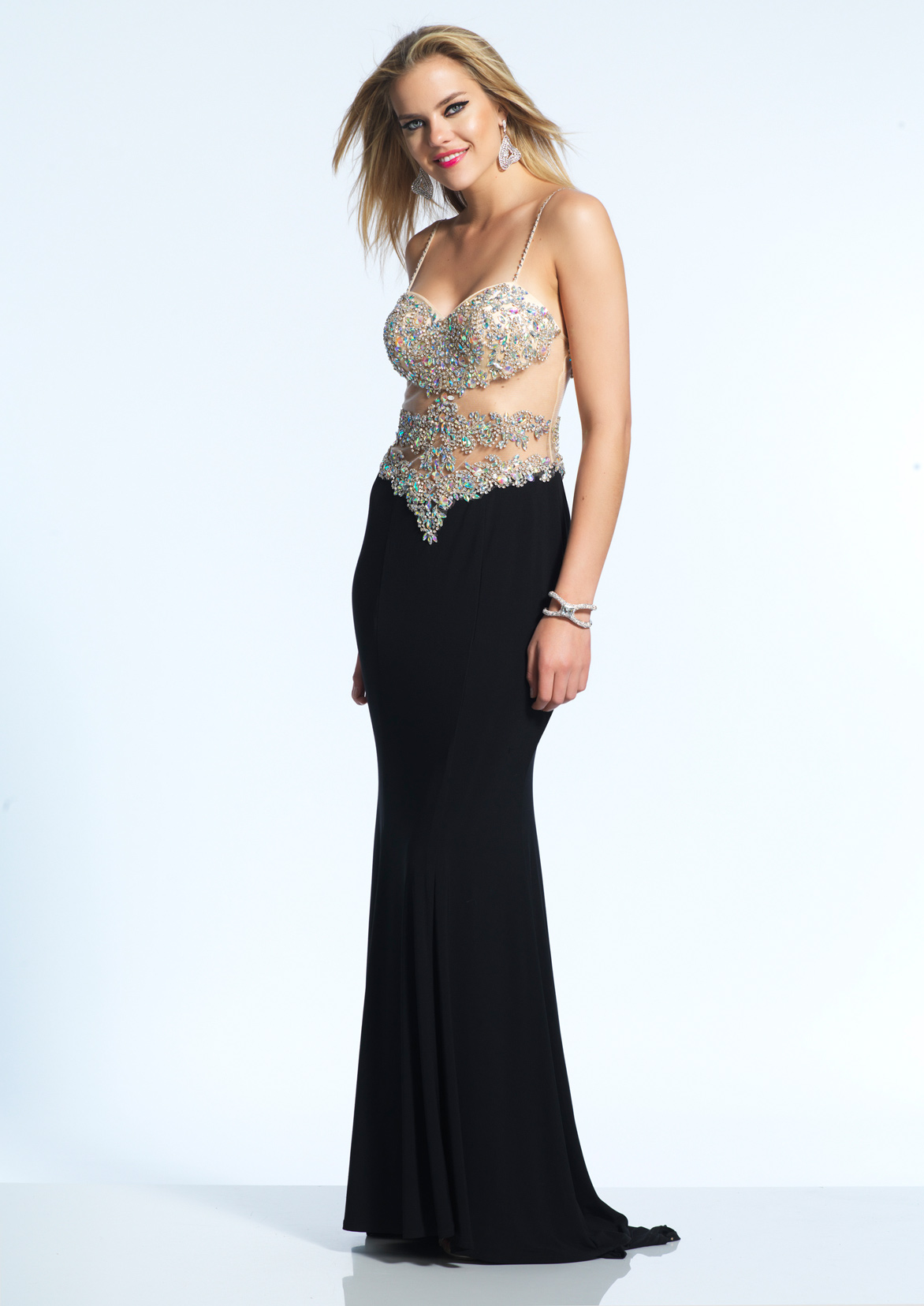 Dave and Johnny Prom Dress 2016