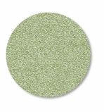 4 Round Placemats Dot Fan Green