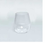Acrylic Crystal-look 14 oz. Stemless Wine Glass