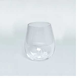 Wine Glass Stemless Acrylic