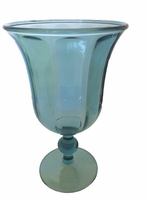 Arylic Wine Glass Blue Set of 4
