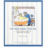 Baby Memory Book for Baby's First Year for Siblings to Use