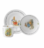 Beatrix Potter Peter Rabbit Dishes